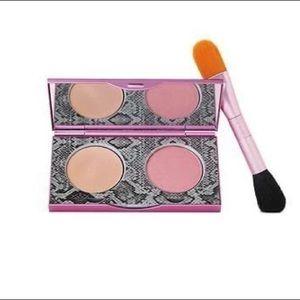 Mally Beauty- Illuminating Cream/ Powder Blush